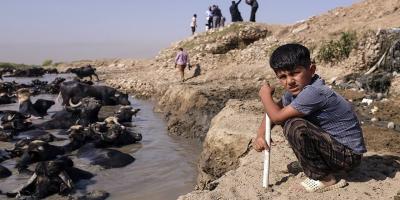 مردم خوزستان آب میخواهند نه نفت و گاز