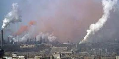 صنایع تولیدی هوای آبیک قزوین را آلوده کرده است