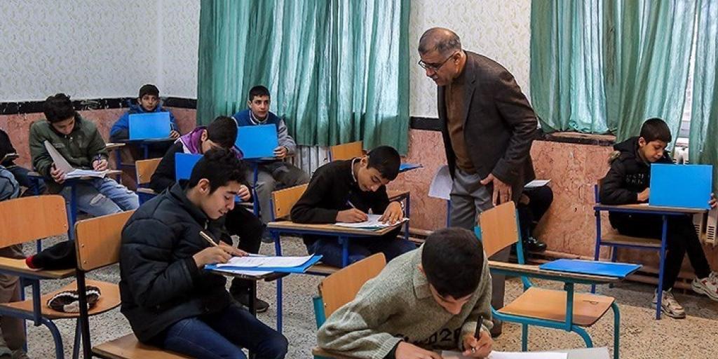 لزوم تجدیدنظر در نحوه برگزاری امتحانات حضوری دانشآموزان >         </div>         <div class=