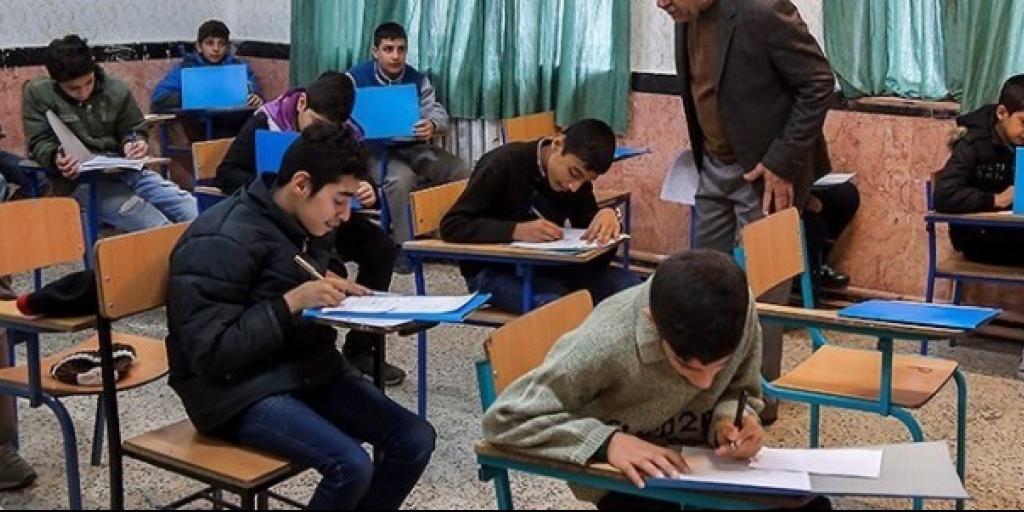 مخالف امتحانات حضوری خرداد 1400 هستیم>         </div>         <div class=