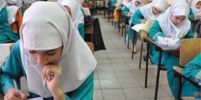 درخواست عدم برگزاری امتحانات حضوری در مدارس شهرستان دلگان