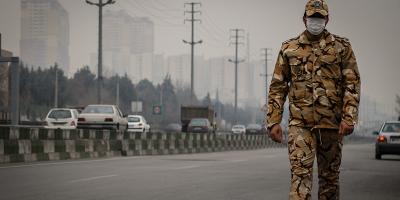 ترس سربازان از انتقال کرونا در پادگان