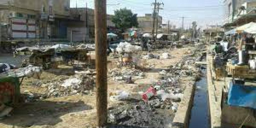 وضعیت نامناسب بهداشت در شهر سوسنگرد >         </div>         <div class=