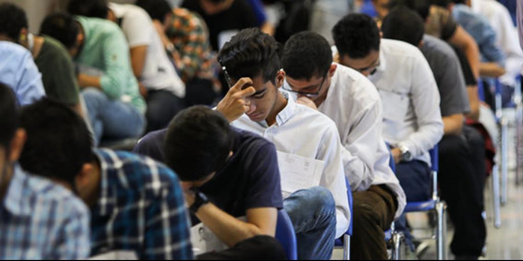 دانشآموزان خواستار لغو امتحانات نهایی هستند>         </div>         <div class=