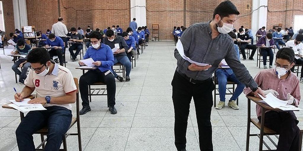 با توجه به آموزش آنلاین، امتحانات مجازی برگزار شود>         </div>         <div class=