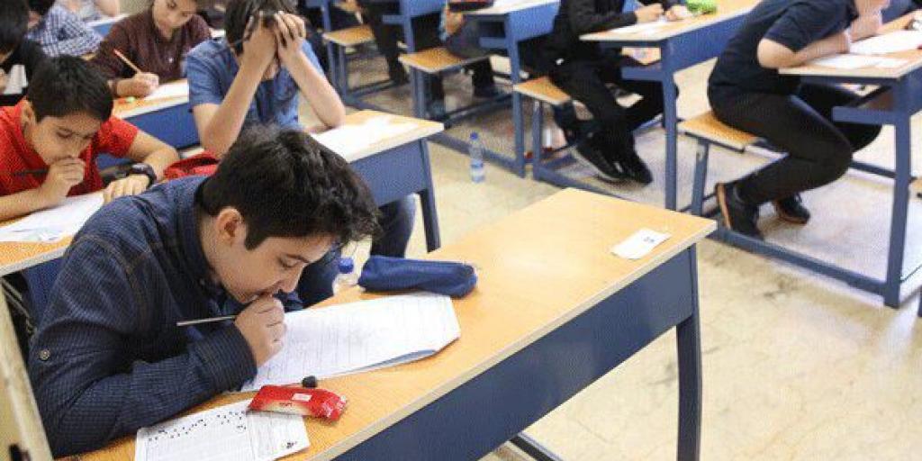 درخواست لغو شدن امتحانات نهایی پایه نهم و دوازدهم >         </div>         <div class=