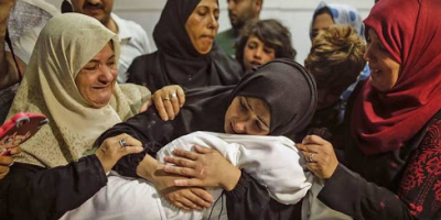 اعتراض به جنایات رژیم کودککش اسرائیل