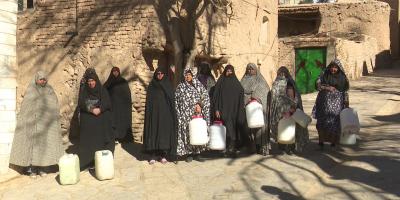اهالی روستای یوخاری نوقادی اردبیل خواستار رفع مشکل قطع آب این روستا شدند