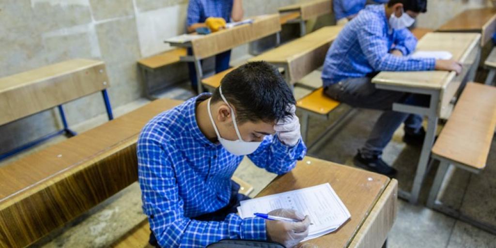 لزوم تجدیدنظر در برگزاری امتحانات حضوری مدارس>         </div>         <div class=