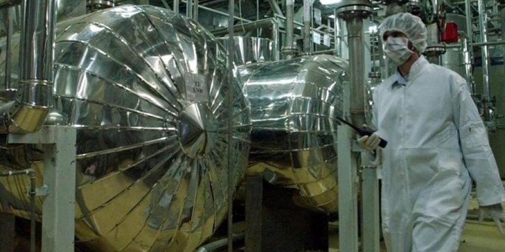 دولت گامی بلند در جهت غنیسازی اورانیوم بردارد>         </div>         <div class=