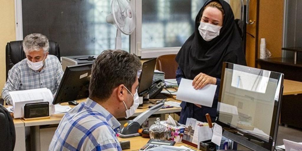 مطالبه تبدیل وضعیت نیروهای قراردادی و شرکتی کارکنان دولتی>         </div>         <div class=