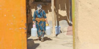 کمتوجهی به مشکل آب روستای کامیاران استان کردستان