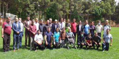 سرعتبخشی فعالیتهای کانون مربیان فوتبال کرمانشاه