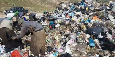 مشکل انباشت زباله میاندوآب را حل کنید