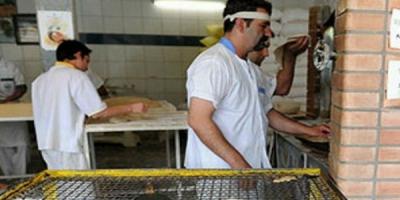 وضعیت بهداشتی نانوایان بروجن را بررسی کنید