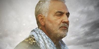 تشییع پیکر سردار سلیمانی در استان زنجان