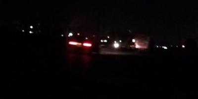 تاریکی مطلق در خیابان تربیت معلم اردبیل