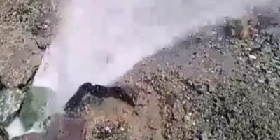 هدررفت آب روستای امیرآباد در سایه عدم هماهنگی دانشکده کشاورزی