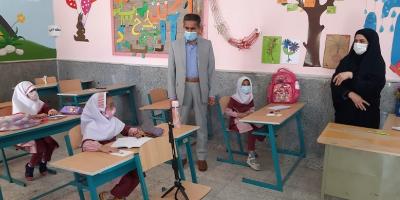 ارتقای نمایندگی آموزش و پرورش تخت در استان هرمزگان به منطقه