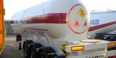 خطر انفجار تانکرهای گاز در سیتیسنتر اصفهان