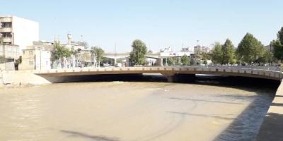 پل شهدای حاج عمران خرمآباد آیا در برابر سیلاب احتمالی دوام خواهد آورد؟