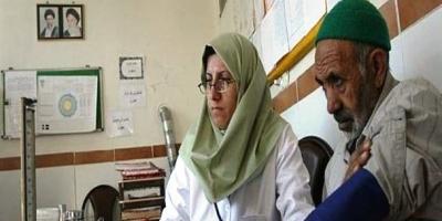 درخواست بهورز خانم برای خانه بهداشت روستای غلام ویس زنجان