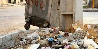 عدم نظافت معابر در فاز 7 شهر جدید هشتگرد