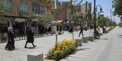 پیادهراه برای عموم شهروندان است نه شهرداری تهران