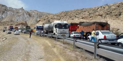 مشکلات جاده ترانزیتی پایتخت و هاب انرژی ایران عسلویه