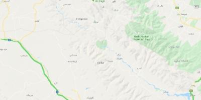 چرا امن ترین جاده استان اردبیل هشجین  درام مورد بی مهری مسئولین شدهاست؟