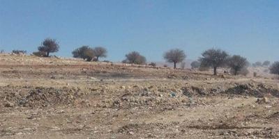 نابودی دشت شهرکرد به دلیل تغییر کاربری اراضی