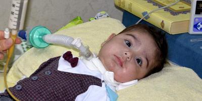 فریاد بی صدای کودک بیمارsma تبریزی