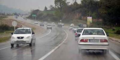 جاده شهرک عمار یاسر به طرق در مشهد نیاز به علایم رانندگی دارد