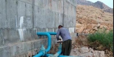 کارگران آبفای روستای شهرستان مشکین شهر در انتظار حقوق خود