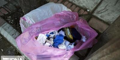 زبالههای بیماران کرونایی جدا سازی شود