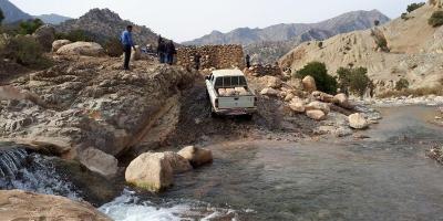 روستاهای بخش شهیون دزفول نیاز به جاده دارد