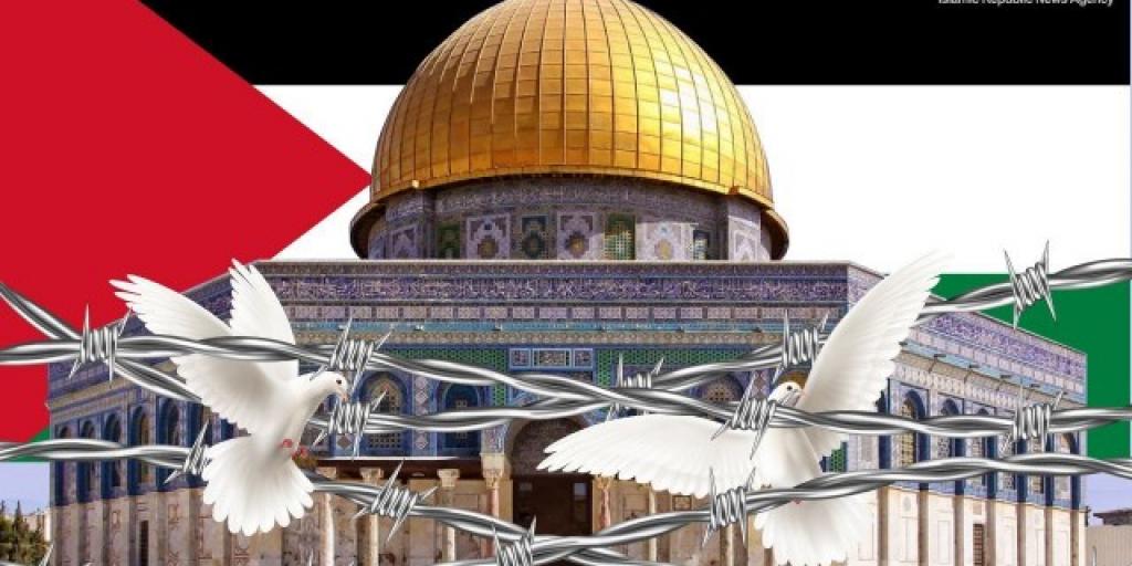 پویش حمایت از مردم فلسطین؛ کجاستی مرد میدان>         </div>         <div class=