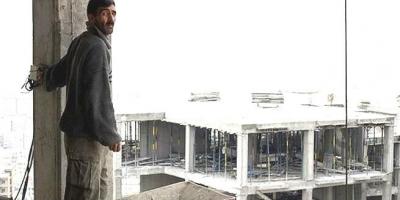 نبود ایست کار برای کارگران ساختمانی در قوچان
