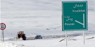 سردرگمی رسیدگی به جادههای ارتباطی مرزهای شرقی استان اردبیل