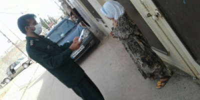 گروههای جهادی بستههای آموزشی را در مناطق محروم بجنورد توزیع کردند