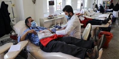 عدم رعایت دورکاری در انتقال خون بوشهر